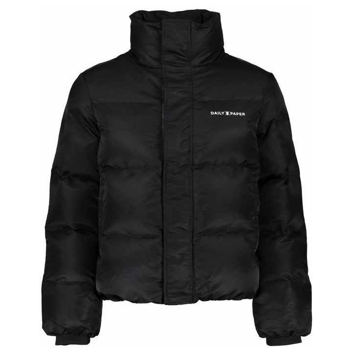 Daily Paper Core Puffer Jacket Black