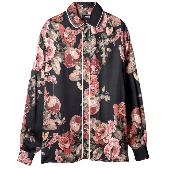 Dinner Shirt - Painted Floral | REPRESENT CLO