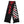 Bats Scarf - Black Red | Off-White