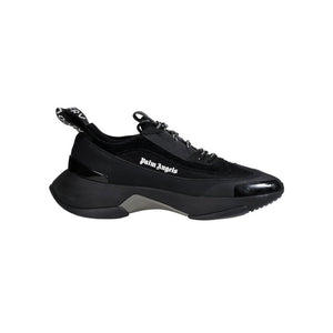 Recovery Lace Up Trainers - Black | Palm Angels