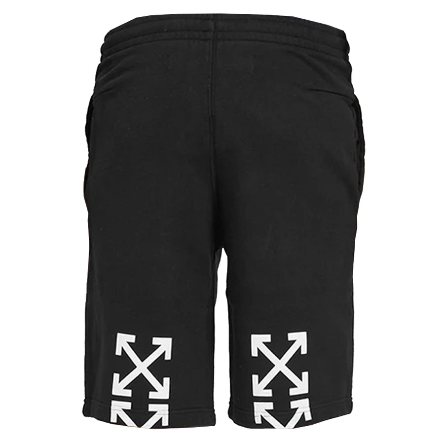 Mariana De Silva Sweatshorts - Black | Off White