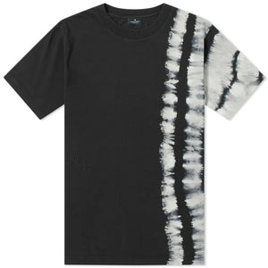County Tie-Dye T-shirt - Black | Marcelo Burlon