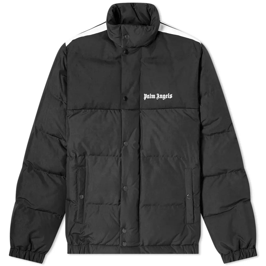 Down Track Jacket - Black | Palm Angels