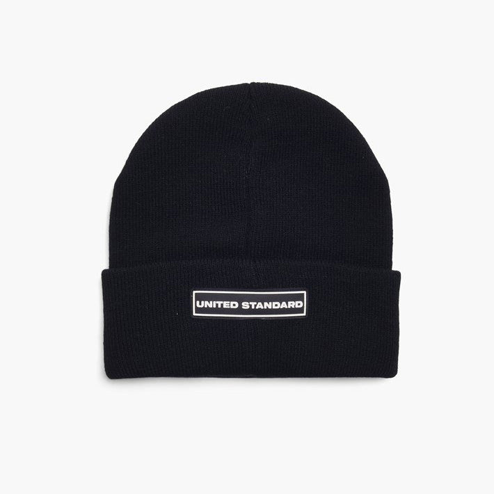 Basic Beanie - Black | UNITED STANDARD