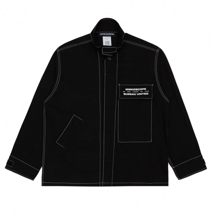 Mirkoscope Jacket - Black | UNITED STANDARD