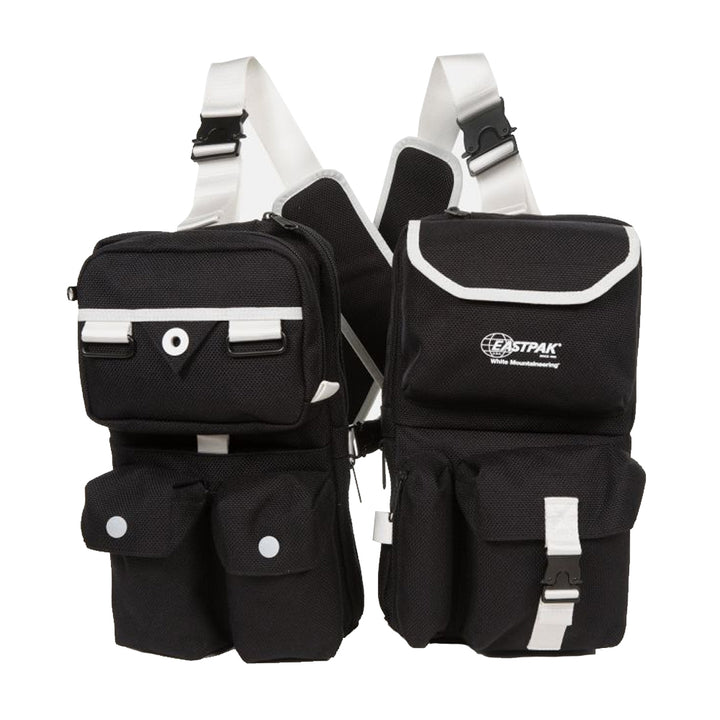 Vest Bag - Black | EASTPAK X White Mountaineering
