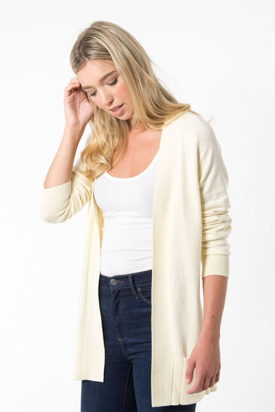 Polished Cardigan