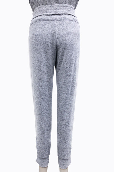 Plush Jogger with Racer Stripe