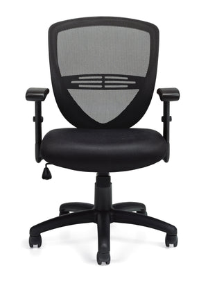 OTG11320 - Mesh Back Managers Chair - Barrows Express