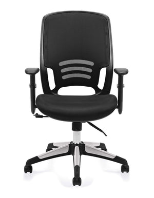 OTG11685 - High Back Mesh Managers Chair - Barrows Express