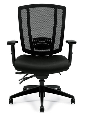 OTG3103 - Mesh Back Multi-Function Chair - Barrows Express