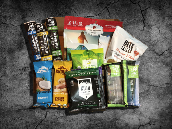 Backcountry Fuel Monthly Subsctiption