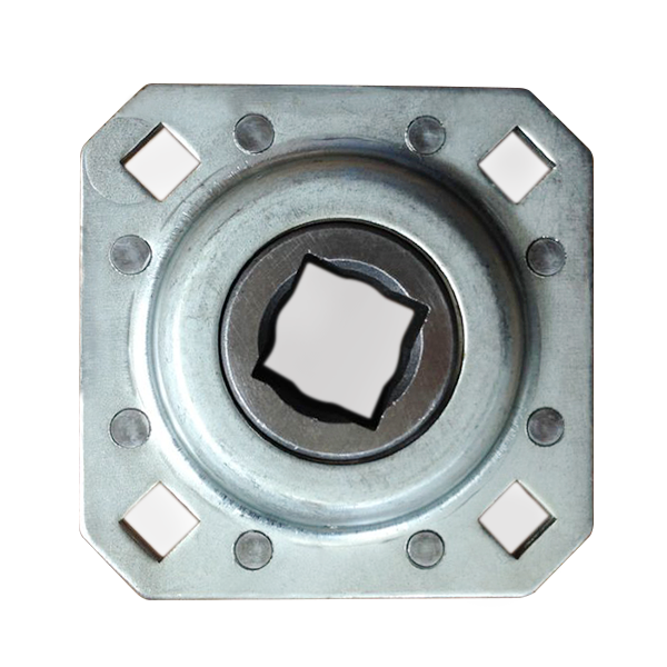Disk Bearing 1'' Square Bore