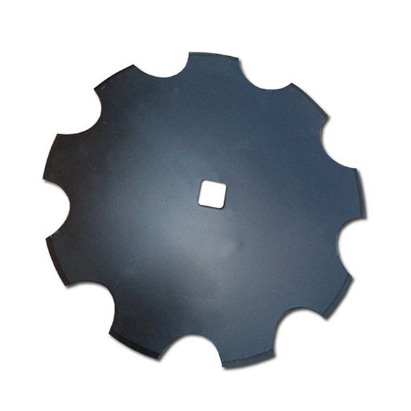 "20"" x 4 mm Notched Disc Blade"