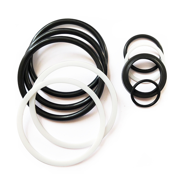 "Spartan® 2500 PSI Tie-Rod Hydraulic Cylinder Replacement Seal Kit, 2.5"" Bore, 1.125"" Rod"
