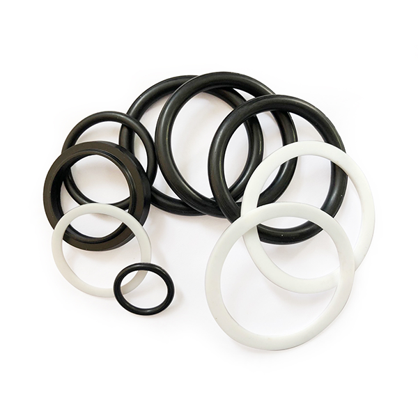 "Spartan® 2500 PSI Tie-Rod Hydraulic Cylinder Replacement Seal Kit, 4"" Bore, 1.50"" Rod"