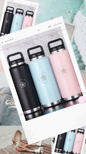 Insulated BLOOM Bottle