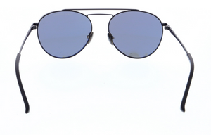 Daniel Hechter Aviator Sunglasses in Black with Iconic Aviator Glasses Frame DHS140