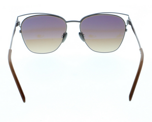 Daniel Hechter Sunglasses in Light Gold with Smoke Gradient Lenses  DHS143-1