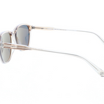 Daniel Hechter Designer Mens Sunglasses in Retro Clear Brown DHS204-2