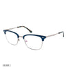 WILLIAM MORRIS MENS GLASSES IN NAVY CLUBMASTER - BLUE EYEGLASSES - WL8570