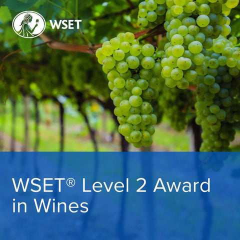 WSET Level 2 Award in Wine
