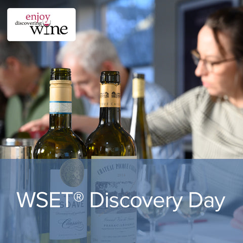 WSET Level 3 Discovery Day
