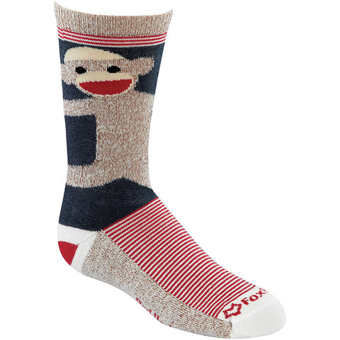 FOX RIVER - MONKEY KIDS SOCKS