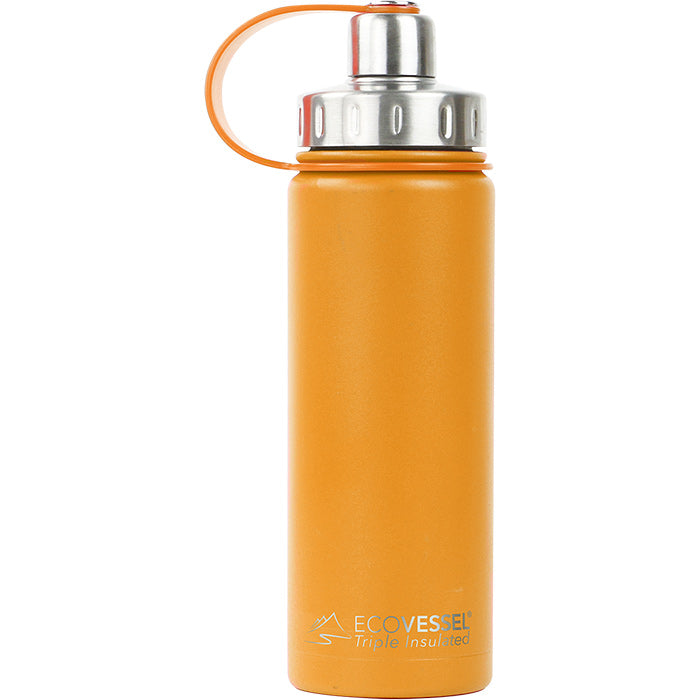 EcoVessel Boulder Insulated Bottle 20oz