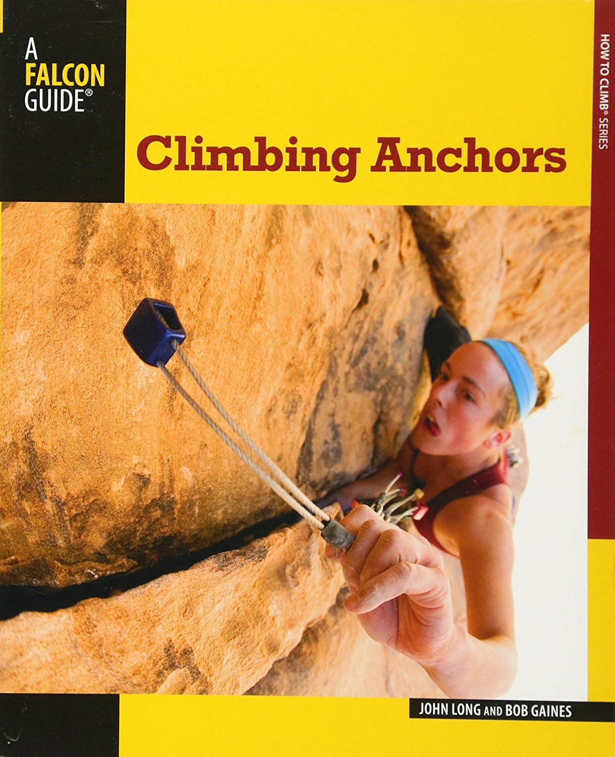 Falcon Guides Climbing Anchors