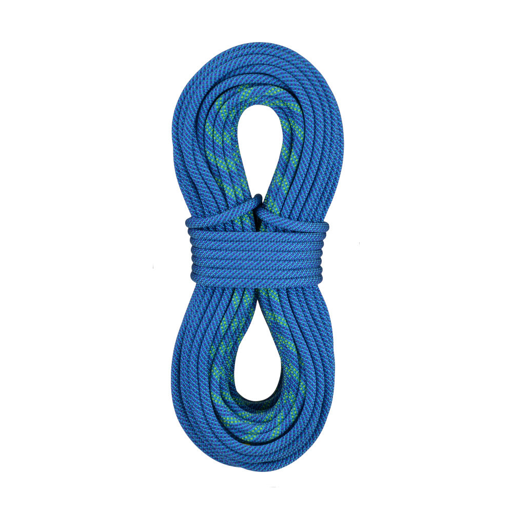 Sterling Evolution Aero 9.2 Dynamic dry xp treated climbing rope Blue Bicolor