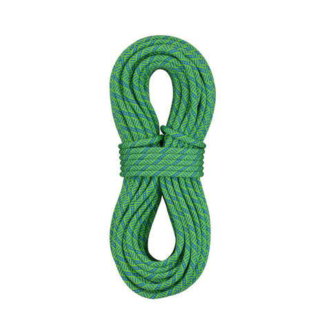 Sterling Dynamic Climbing Ropes 9.5 Evolution Helix green 60m