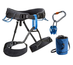 Black Diamond Momentum DS Harness Package - Men
