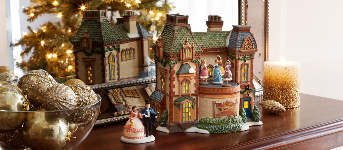 0c3909ac2 These distinguished and quaint buildings and accessories are an inspiration  to all who make them part of their holiday traditions. With Department 56  ...