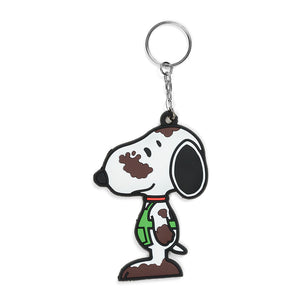 Dirty Dog Keychain