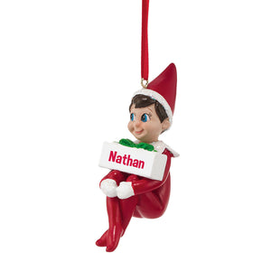 Nathan Ornament