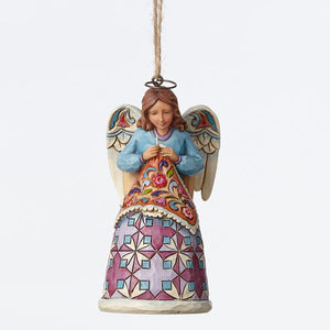 Sewing Angel Ornament