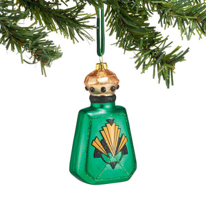 Perfume Bottle Ornament