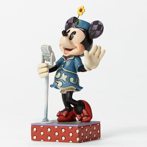 Singer Minnie Mouse