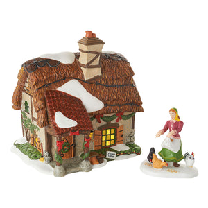 Foxmore Cottage, Set of 2