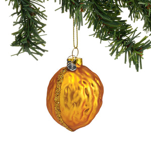 Small Walnut Ornament