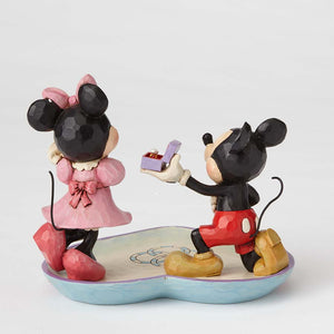 Mickey & Minnie Ring Dish