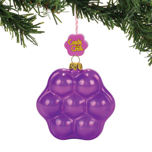 Candy Crush Purple Candy Orn