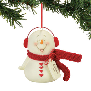 Be Happy Ornament