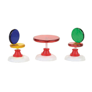 Candy Corner Table & Chairs