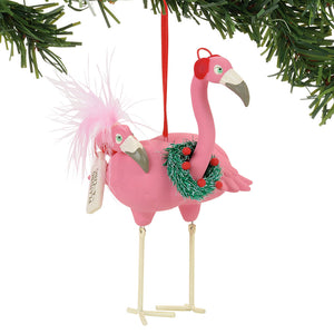 Flamingling Ornament