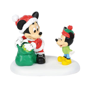 A Gift From Mickey