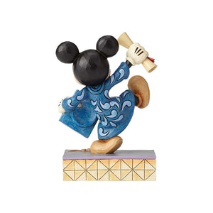 Grad Mickey (Self Personalize)