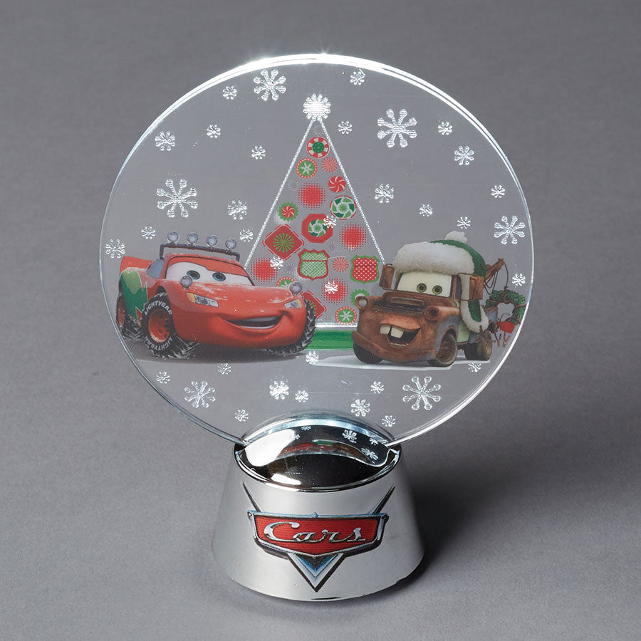 Disney Cars Christmas Decorations.Disney Pixar Cars Holidazzler