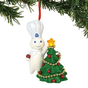 Doughboy Decorating  Lit Orn.